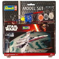 Navette Spatiale A Construire - Vaisseau A Construire REVELL Maquette Model set Star Wars X-Wing Fighter 63601