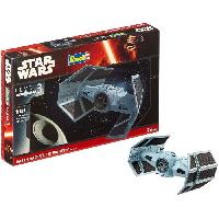 Navette Spatiale A Construire - Vaisseau A Construire REVELL SW Darth Vader's Tie Fighter 03602 Maquette Star Wars