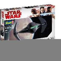 Navette Spatiale A Construire - Vaisseau A Construire REVELL SW Sith Infiltrator 03612 Maquette Star Wars