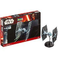 Navette Spatiale A Construire - Vaisseau A Construire REVELL SW Tie Fighter 03605 Maquette Star Wars