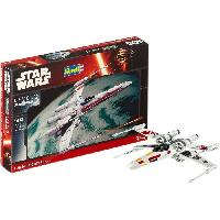 Navette Spatiale A Construire - Vaisseau A Construire REVELL SW X-Wing Fighter 03601 Maquette Star Wars