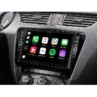 Navigations & Cartographies i902D-OC3 Systeme multimedia 9p Apple Carplay Android auto pour Skoda Octavia 3