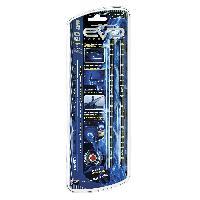 Neons & LEDs flexibles 2 Bandes Led Ultrabright Bleu 20CM - ADNAuto