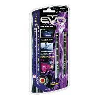 Neons & LEDs flexibles 2 Bandes Led Ultrabright Violet 10CM