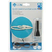 Neons & LEDs flexibles Bande flex. adh. 48 LEDS 2m 1224V USB - Rouge