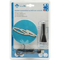 Neons & LEDs flexibles Bande flex. adh. 48 Leds 2m 1224V USB - Bleu - ADNAuto