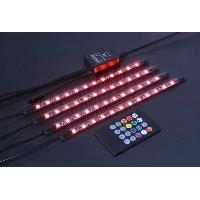 Neons & LEDs flexibles Eclairage interieur de voiture TX-140