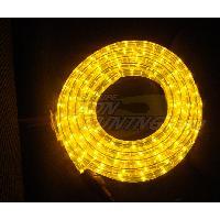 Neons & LEDs flexibles Guirlande lumineuse 5m - Jaune - NRL500YW - 12V Generique