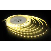 Neons & LEDs flexibles Rouleau Led 5M Jaune Etanche - ADNAuto