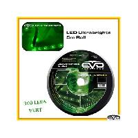 Neons & LEDs flexibles Rouleau Led 5M Vert Etanche - ADNAuto