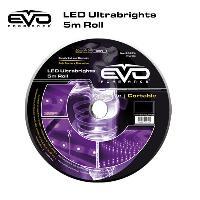 Neons & LEDs flexibles Rouleau Led 5M Violet Etanche - ADNAuto