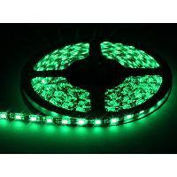 Neons & LEDs flexibles Rouleau bande LEDs SMD 3528 eclairage longueur 2 metres vert Generique