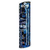 Neons & lumieres 2 Bandes Led Feux de position 30CM Bleu