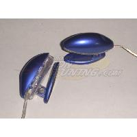 Neons & lumieres 2 Megalampes LED - NA51WH - Blanc - 12V - ADNAuto