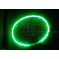 Neons & lumieres 2 Neons de haut-parleurs 15x22.5cm - Vert - 12V