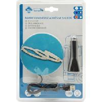 Neons & lumieres Bande flex. adh. 48 Leds 2m 1224V USB - Bleu - ADNAuto