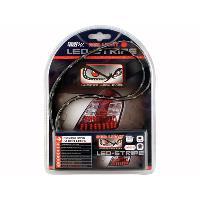 Neons & lumieres Bordure lumineuse flexible - 2x50cm - Rouge - ADNAuto