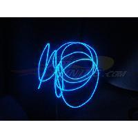 Neons & lumieres Neon Filaire - 60cm - Bleu - Fibre optique - 12V - 666-CaL Generique