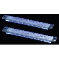 Neons tubes 2 Neons plats eclairage bleu