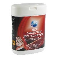 Nettoyage - Entretien Informatique 60 Lingettes nettoyantes pour tablette et Smarphone