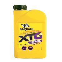 Nettoyage - Liquides Entretien BARDAHL Huile boites et ponts XTG 75W90 - Bidon de 1 L