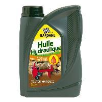 Nettoyage - Liquides Entretien BARDAHL Huile hydraulique pour fendeur de buches - 1 l