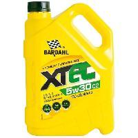 Nettoyage - Liquides Entretien BARDAHL Huile moteur XTEC 5W30 C2 - Bidon de 5 L
