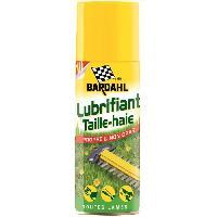 Nettoyage - Liquides Entretien BARDAHL Lubrifiant taille-haie jardin - 200 ml