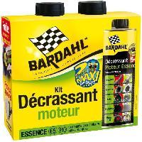 Nettoyage - Liquides Entretien BARDAHL Pack Décrassant moteur Essence 5 en 1  le turbo. la vanne EGR. le filtre a particules. les soupapes