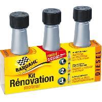 Nettoyage - Liquides Entretien BARDAHL Tripack rénovation moteur Diésel