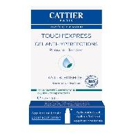 Nettoyant Visage - Demaquillant CATTIER  Touch'Express Bio peaux grasses a imperfections  5 ml