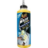 Nettoyants Shampoing auto renovateur Car wash plus Meguiars G25024