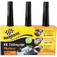 Nettoyants Tripack Eco-Nettoyage BARDAHL - 3x250ml