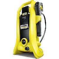 Nettoyeur Haute Pression KARCHER Nettoyeur haute pression K2 sans fil - Avec batterie amovible 36 V - 5 Ah