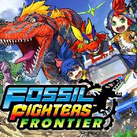 New 3ds - 3ds Xl Fossil Fighters Frontier - Jeu Nintendo 3DS