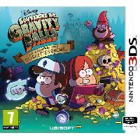 New 3ds - 3ds Xl Gravity Falls Jeu 3DS