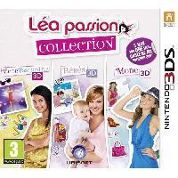 New 3ds - 3ds Xl Lea Passion Collection Jeu 3DS