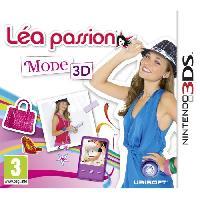New 3ds - 3ds Xl Lea Passion Mode 3D Jeu 3DS - Just For Games