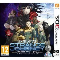 New 3ds - 3ds Xl Shin Megami Tensei - Strange Journey Redux Jeu 3DS