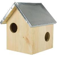 Nichoir - Nid TRIXIE Hôtel - 24 × 29 × 26 cm - Pour écureuil