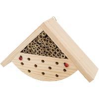 Nichoir - Nid TRIXIE Hôtel - 25 × 15 × 6.5 cm - Pour abeille