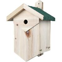 Nichoir - Nid TRIXIE Nichoir nichant dans les cavités. 25 × 40 × 22 cm et ø 2.7 cm - Pour oiseau
