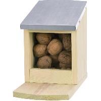 Nichoir - Nid TRIXIE Panier de nourriture - 12 × 18 × 24 cm - Pour écureuil