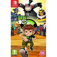 Nintendo Switch Ben 10 Jeu Switch