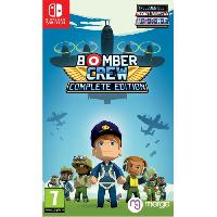 Nintendo Switch Bomber Crew Complete Edition Jeu Switch - Just For Games