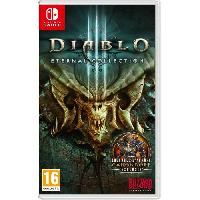 Nintendo Switch Diablo 3 Eternal Collection Jeu Switch