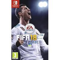 Nintendo Switch FIFA 18 Jeu Switch
