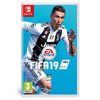 Nintendo Switch FIFA 19 Jeu Switch - Electronic Arts