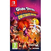 Nintendo Switch Giana Sisters Jeu Switch