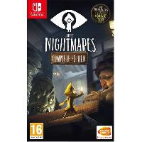 Nintendo Switch Little Nightmares- Edition Complete Jeu Switch